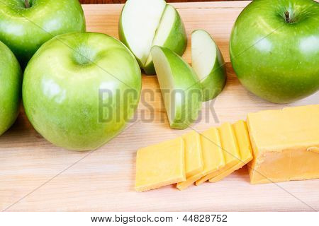 Granny Smiths And Cheese