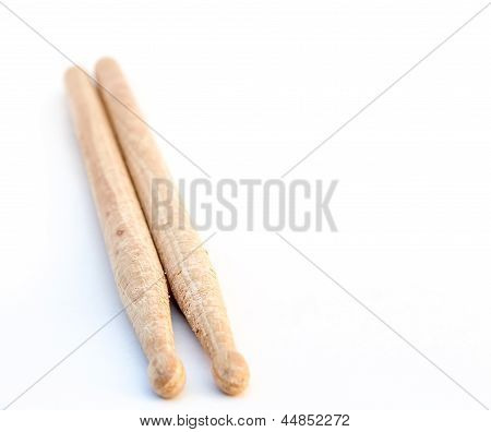 Wood Drumsticks