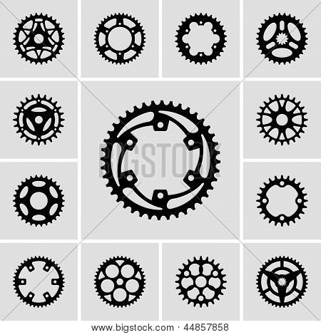 Sprockets icons