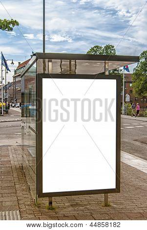 Parada de autobús de Halmstad
