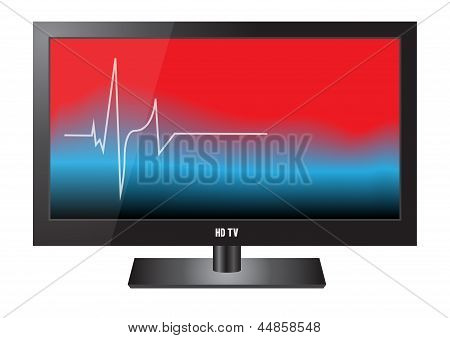 Hd Tv In A Heart Beat