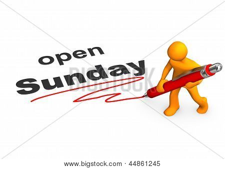 Manikin Ballpen Open Sunday