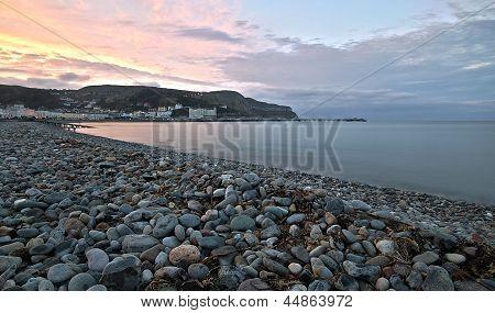 llandudno beach front