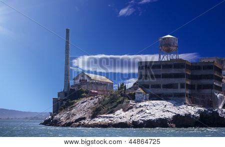 Alcatraz, The Most Famous Prision.