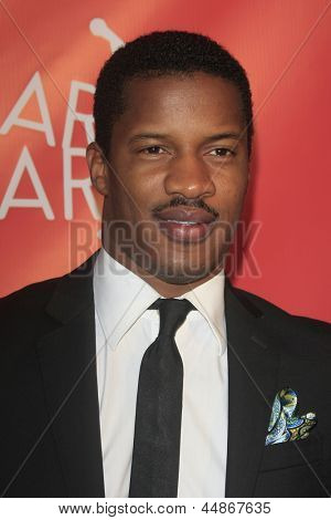 LOS ANGELES - APR 25:  Nate Parker arrives at the Second Annual Hilarity For Charity benefiting The Alzheimer's Association  at the Avalon  on April 25, 2013 in Los Angeles, CA