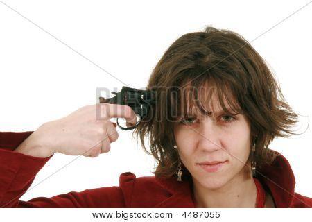 Woman With A Gun