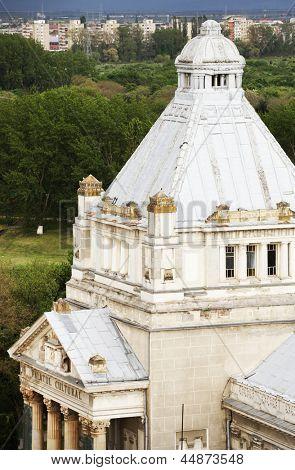 Cultura Palácio de Arad, Romênia, Europa