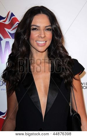 LOS ANGELES - APR 23:  Terri Seymour arrives at the 7th Annual BritWeek Festival