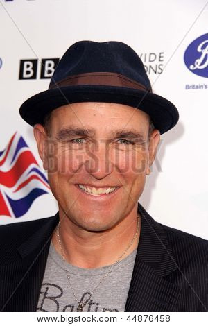 LOS ANGELES - APR 23:  Vinnie Jones arrives at the 7th Annual BritWeek Festival
