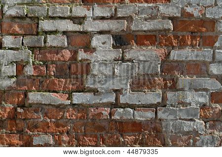 Red Brick Wal
