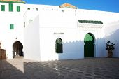 pic of asilah  - Islamic architecture in Asilah - JPG