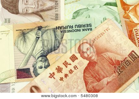 Asian Currencies.
