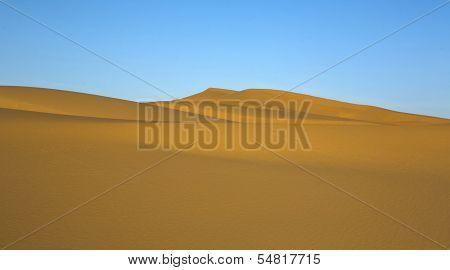 Clean Desert