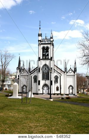 Lunenburg Church