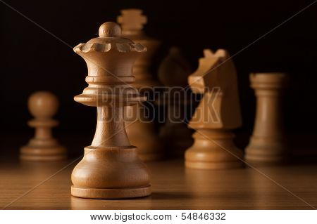 Queen Chess
