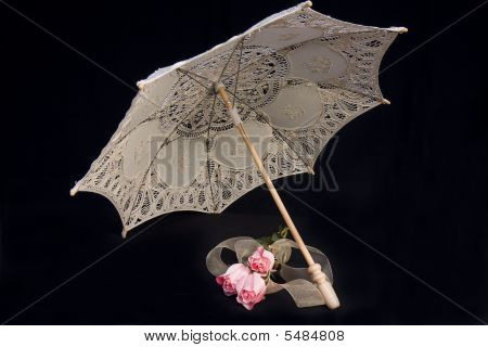 Parasol Pink Flowers
