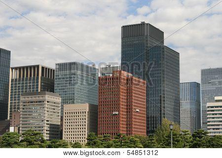 Tokyo office building