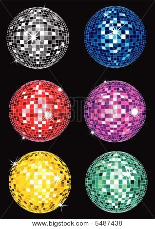 Disco Ball Samples