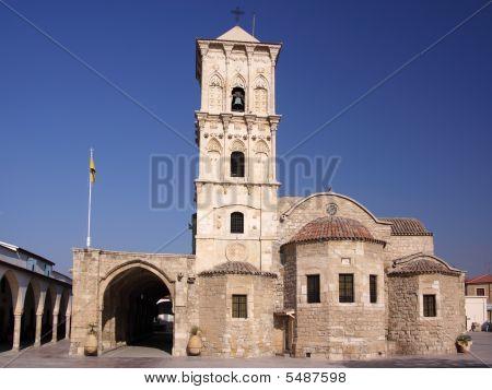 Saint Lazarus, Larnaca