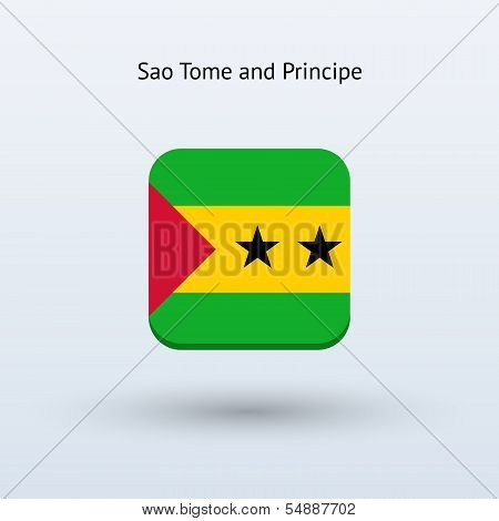 Sao Tome and Principe flag icon