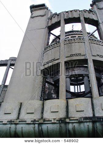Japan Hiroshima A-bomb Dome