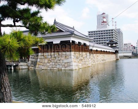 Japan Hiroshima Castle