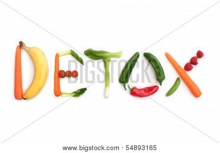Detox-Konzept