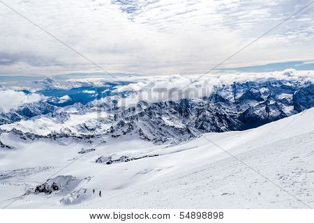 Mountains Landscape, Caucasus