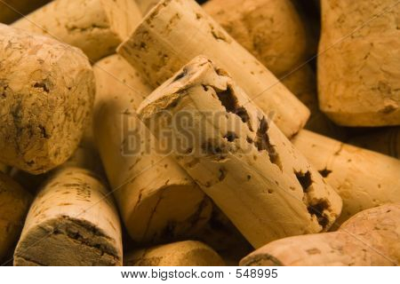 Corks Close Up 2