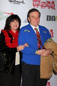 LOS ANGELES - DEC 1:  Jerry Mathers at the 2013 Hollywood Christmas Parade at Hollywood & Highland o