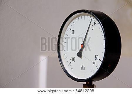 Industry meter
