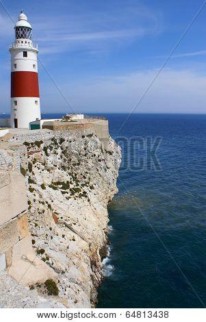 Europe Point Lighthouse, Gibraltar