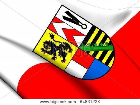 Flag Of Sonneberg
