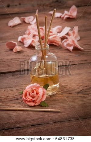 Fragrance Sticks Or Scent Diffuser