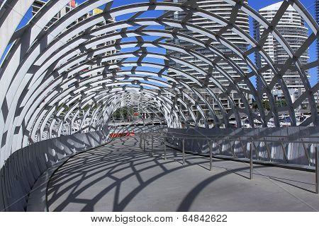 Webb bridge Melbourne