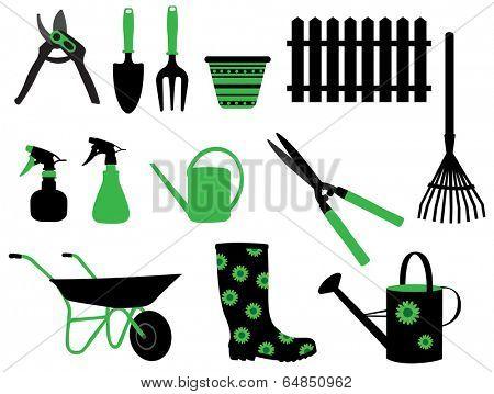 Gardening elements