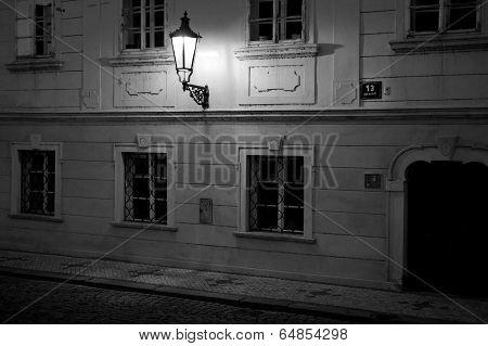 Night Street.