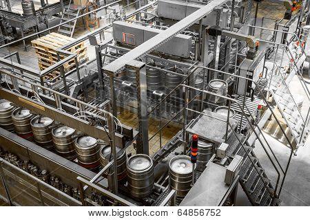 Beer Barrel Charger, Washing