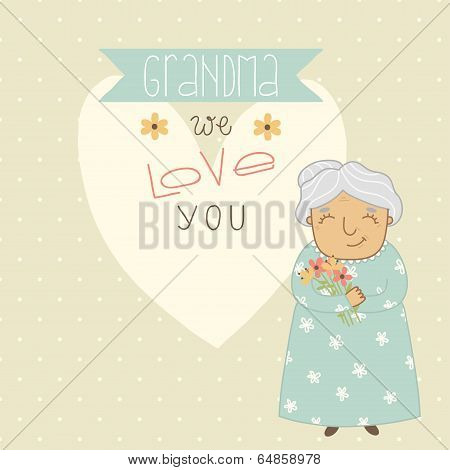 Card for Grandma
