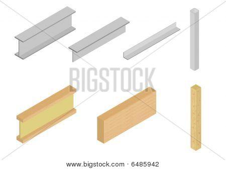 3d Building Elements