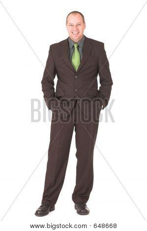 Businessman #4
