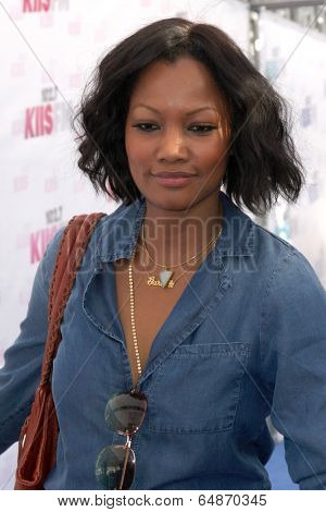 LOS ANGELES - MAY 10:  Garcelle Beauvais at the 2014 Wango Tango at Stub Hub Center on May 10, 2014 in Carson, CA