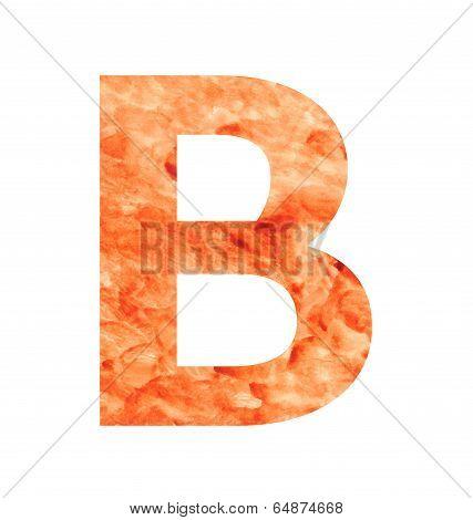 B Land Letter