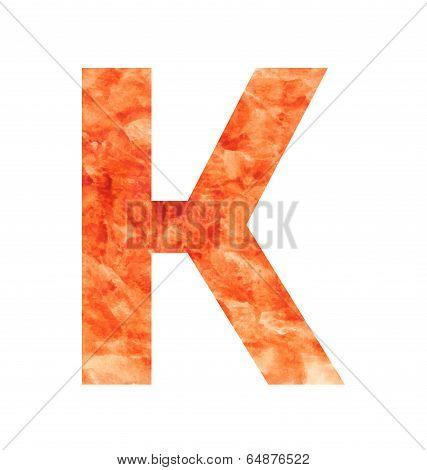 K Land Letter