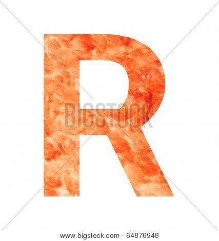 R Land Letter