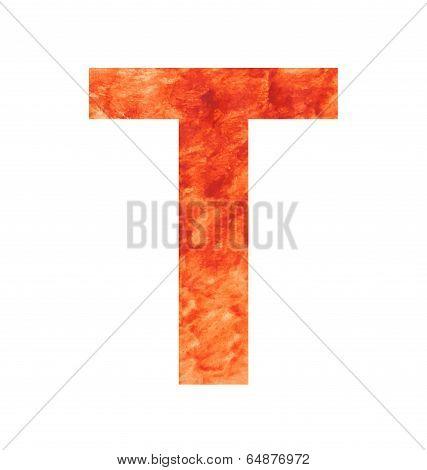 T Land Letter