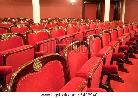 Theatrical Armchairs