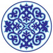 pic of ottoman  - series of patterns designed by taking advantage of the former Ottoman - JPG