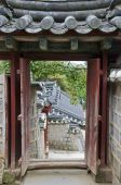 stock photo of andong  - Part of the Dosan Seowon confucian academy South Korea - JPG