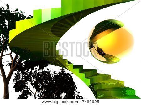 Ladder wonderland